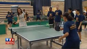Vidéo : Kate, William et Harry mouillent la chemise pour les JO