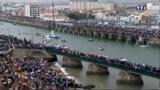 Vendée Globe : Guillemot abandonne, De Broc repart