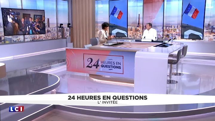 l 39 invit de 24 heures en questions du 17 f vrier 2017 sylvie goulard d put e europ enne et. Black Bedroom Furniture Sets. Home Design Ideas