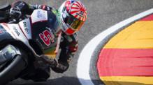 Le Français Johann Zarco est devenu champion du monde en catégorie Moto2