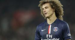 David Luiz, le défenseur du PSG.