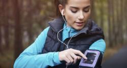 Ecouter de la musique pendant l'effort, une bonne manière d'améliorer ses performances sportives.