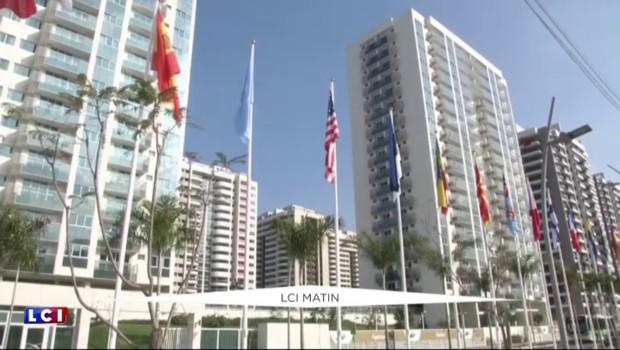 JO de Rio : 31 bâtiments, 7 piscines et 450.000 préservatifs... Bienvenue au village olympique