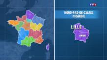 Le 20 heures du 30 juillet 2015 : Réforme territoriale : tour de France des perdants et gagnants - 764