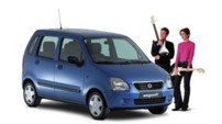 SUZUKI Wagon R 1.3i DDiS GLX Série Spéciale - 2005