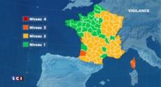 Vents violents : vigilance orange étendue aux Pyrénées-Orientales
