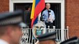 """Julian Assange se dit prêt à quitter """"sous peu"""" l'ambassade d'Equateur à Londres"""