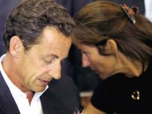 People : Nicolas et Cécilia Sarkozy