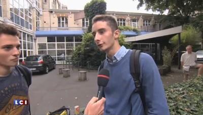 A Lille, les nouveaux bacheliers savourent la réussite