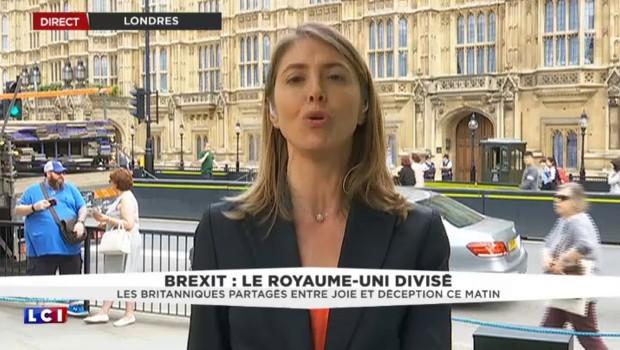 """Brexit : """"C'est le 1er jour de la souveraineté du Royaume-Uni"""""""