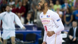 Earvin Ngapeth volley volley-ball champion d'Europe