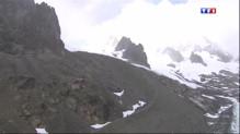 Le 20 heures du 13 août 2014 : Alpinistes disparus en Haute-Savoie : les raisons du drame toujours inconnues - 133.323