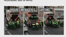 Les éboueurs reprennent du service à Paris (09/10)