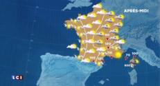 Météo du 5 mars : vent et tempête en Corse, soleil sur le reste du pays