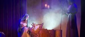 Puy du Fou : pour Noël, comédiens et musiciens rejouent l'histoire de la Nativité