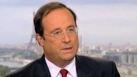 TF1/LCI - François Hollande, invité de TF1 le 2 septembre 2007