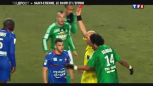 ASSE-Nice 26e journée de Ligue 1