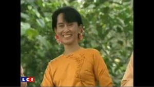 Aung San Suu Kyi Birmanie
