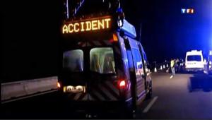 Drôme : trois jeunes filles tuées après avoir été fauchées sur l'A7