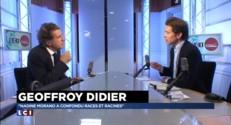 "Geoffroy Didier : ""Nadine Morano a confondu races et racines"""