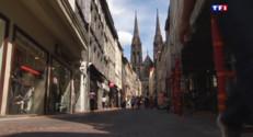 Le 20 heures du 30 juillet 2015 : Réforme territoriale : à Clermont-Ferrand, on redoute que d'une fusion entre 2 régions naisse une absorption - 893