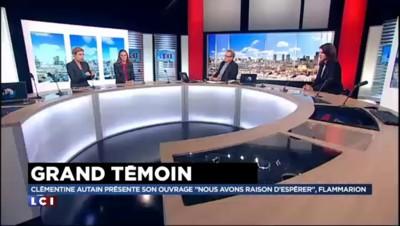 """""""Le FN capte une part importante du rejet du système"""" regrette la porte-parole d'Ensemble !"""