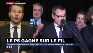 Le PS remporte sur le fil la législative partielle dans le Doubs