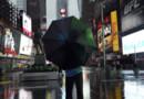 New York après le passage de la tempête Sandy : l'électricité revient peu à peu (novembre 2012)
