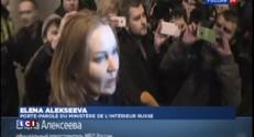 Assassinat en plein Moscou : les précisions du ministère russe de l'Intérieur