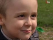 Enzo, 5 ans, est atteint de leucémie