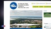 La bataille sur le projet d'aéroport à Notre-Dame-des-Landes déferle sur le Web