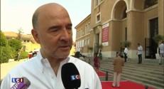 """Pierre Moscovici : les Grecs """"ont la clé de leur destin entre leurs mains"""""""