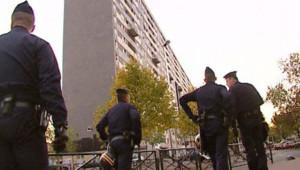 police policiers banlieue