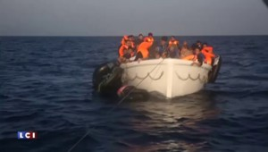 Sauvetage d'un bébé syrien en mer Égée : hors de danger, Muhammed a retrouvé sa mère