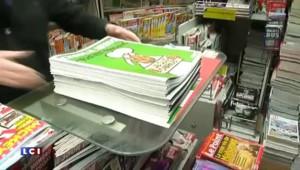 Un mois après les attentats, Charlie Hebdo se remet sur pied