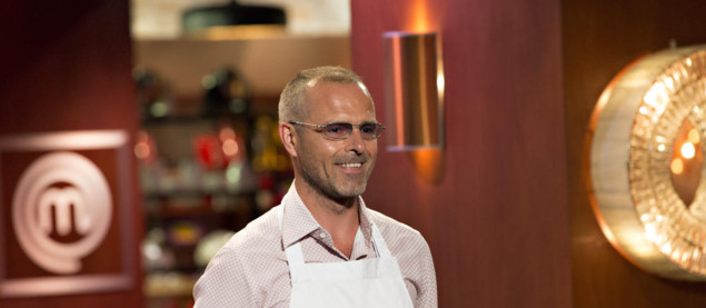 MasterChef - Emission 7 - Christophe