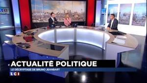 """Cote de popularité : """"Un retour dans un schéma plus traditionnel"""" pour Hollande et Valls"""