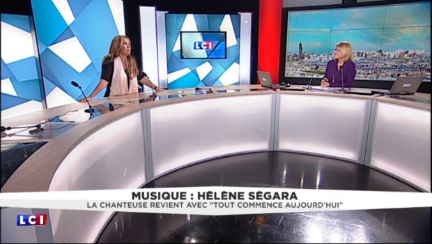 """Hélène Ségara à propos de Jean-Jacques Goldman : """"C'est pas quelqu'un qui sort un texte du tiroir"""""""