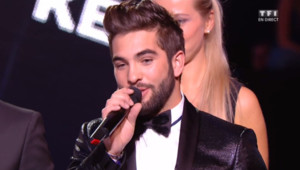 Kendji Girac nrj music awards