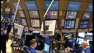 Les Bourses mondiales s'agitent