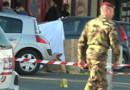 Montauban : le lieu de l'attaque de militaires par Mohamed Merah (archives)