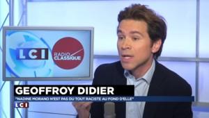 """Morano exclue des régionales : """"Nicolas Sarkozy n'avait pas le choix"""", affirme Geoffroy Didier"""