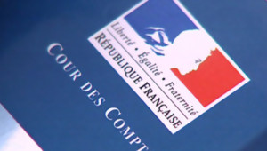 TF1/LCI : Couverture d'un rapport de la Cour des comptes