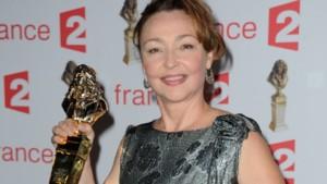Catherine Frot, meilleure comédienne d'un spectacle privé aux Molières pour Fleur de Cactus
