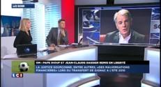 """Gardes à vue à l'OM : """"les présidents de clubs sont à la fois acteurs et victimes"""""""