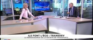 Ils font l'éco : la société Transdev bientôt contrôlée par l'Etat
