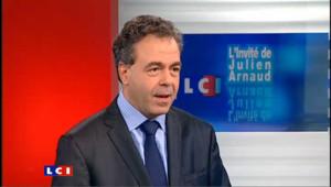 LCI - Luc Chatel est l'invité politique de Julien Arnaud