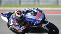 MotoGP Espagne 2013 Essais Lorenzo Yamaha