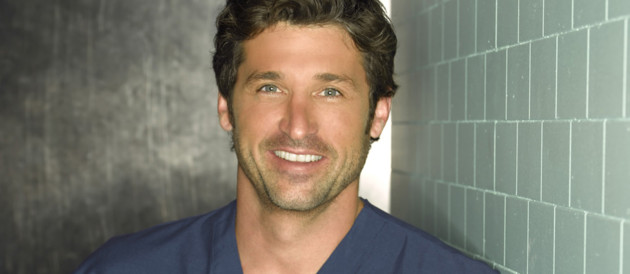 Patrick Dempsey Grey&#039;s Anatomy