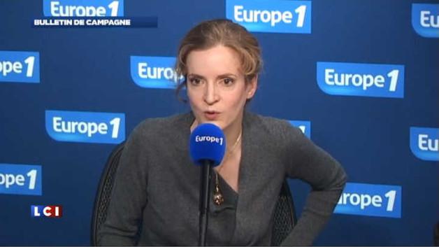 """Pour NKM, la candidature de Sarkozy va """"remonter le niveau"""""""